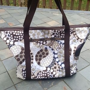 LeSportSac Everyday Tote with Accessory Bags